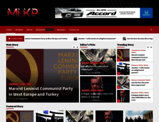 mlkp.info screenshot
