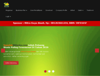 mlmasuransi.com screenshot
