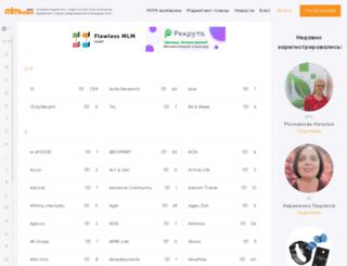 mlmbaza.com screenshot