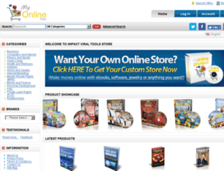 mlmshop.biz screenshot
