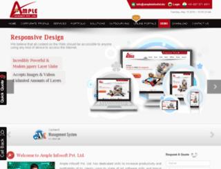 mlmsoftwares.biz screenshot