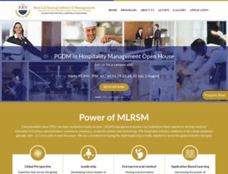 mlrsm.com screenshot