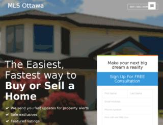mls-ottawa.com screenshot