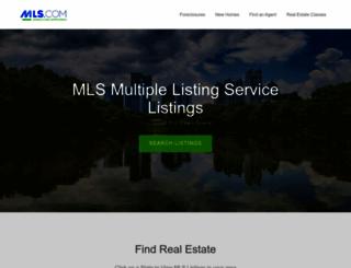 mls.com screenshot