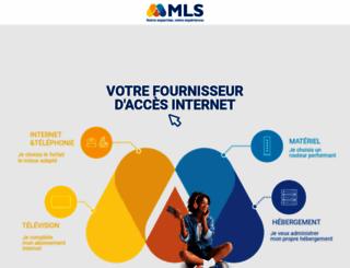 mls.nc screenshot