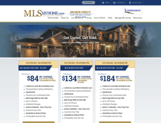 mlsmyhome.com screenshot