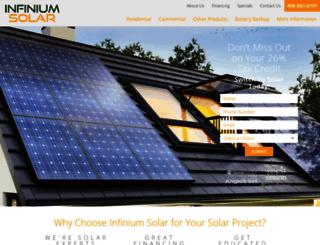mlsolar.com screenshot
