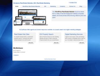 mlssoftware.com screenshot