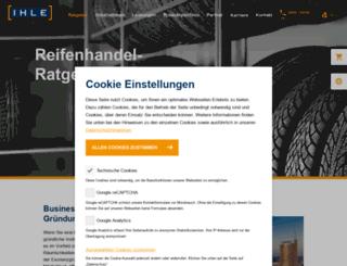 mlt-server.de screenshot
