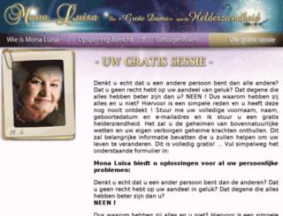 mluisa-n.com screenshot