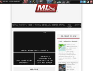 mlultimate.com screenshot