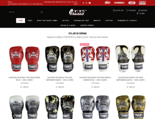 mmastore.pe screenshot