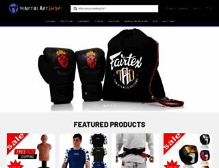 mmauniverse.com screenshot