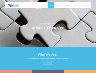mmbusinesssolution.com screenshot