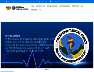 mmc.gov.my screenshot