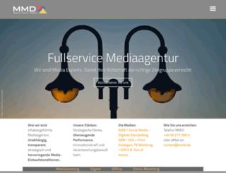 mmd.de screenshot