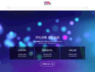 mmdc.com.tw screenshot