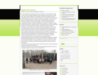 mmebudapest.wordpress.com screenshot