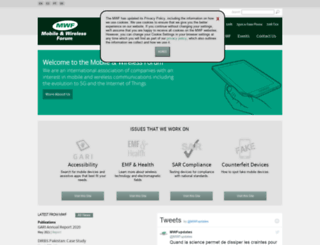 mmfai.info screenshot