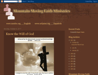 mmfm.org screenshot
