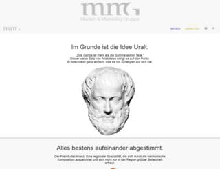 mmg.de screenshot