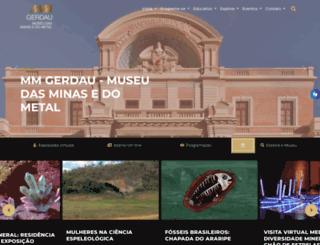 mmgerdau.org.br screenshot