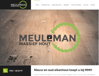 mmh.nl screenshot