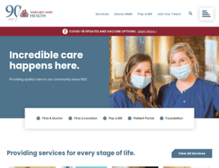 mmhealth.org screenshot