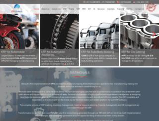 mminfosystems.com screenshot