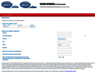 mmiorlando.studentaidcalculator.com screenshot