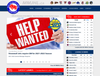 mmjhl.com screenshot