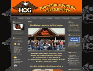 mmlhog.org screenshot