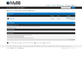 mmoforum.net screenshot