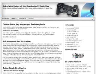 mmog-portal.de screenshot