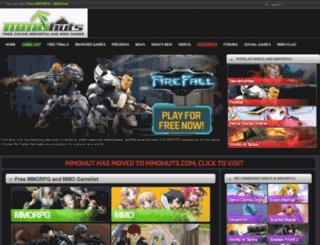 mmohut.com screenshot
