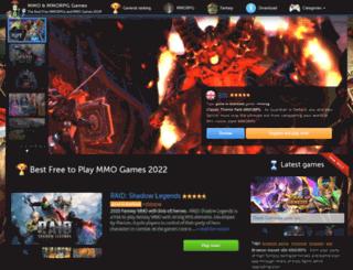 mmommorpg.com screenshot