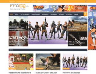 mmorpg.de screenshot