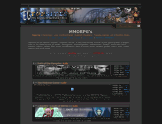 mmorpg.extreme-gamerz.org screenshot