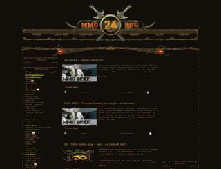 mmorpg24.net screenshot