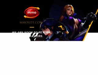 mmosite.com screenshot