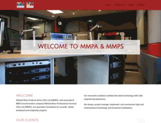 mmpa.co.za screenshot