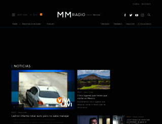 mmradio.com screenshot