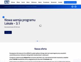 mmsoft.com.pl screenshot