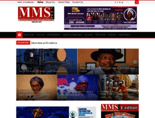 mmsplusng.com screenshot