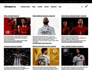mmsports.com screenshot