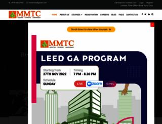 mmt-institute.com screenshot