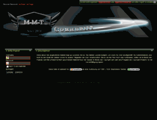 mmtregger.spdns.org screenshot