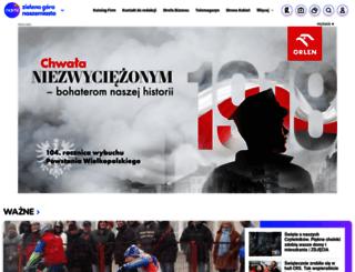 mmzielonagora.pl screenshot