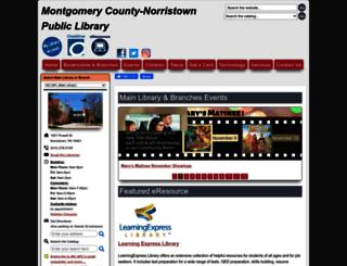 mnl.mclinc.org screenshot
