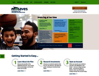 mnsaves.org screenshot